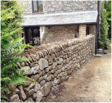Traditional Stone Walling